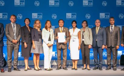 ITU signs Crisis Connectivity Charter during ITU Telecom World 2019